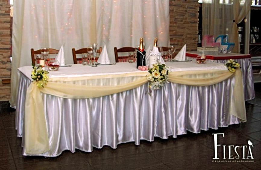 Выбор и декорирование свадебного зала