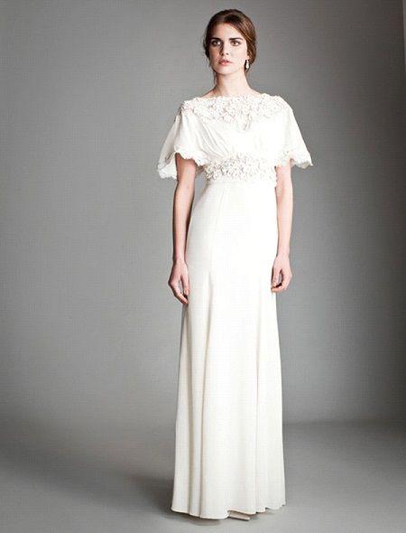 Свадебное платье 2014 в ретростиле