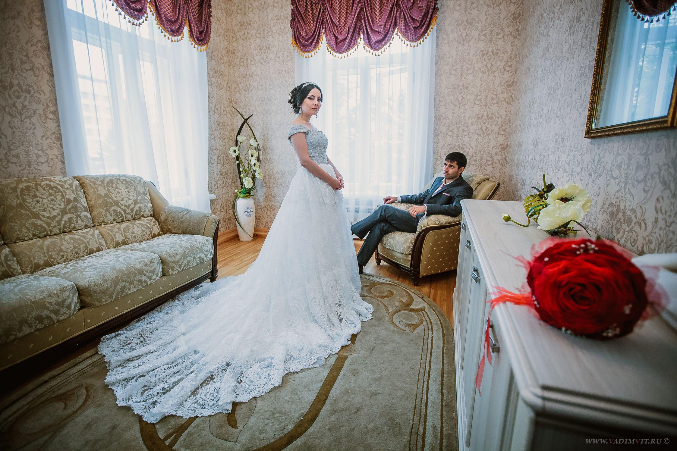 Комната жениха и невесты. Дом семейных торжеств