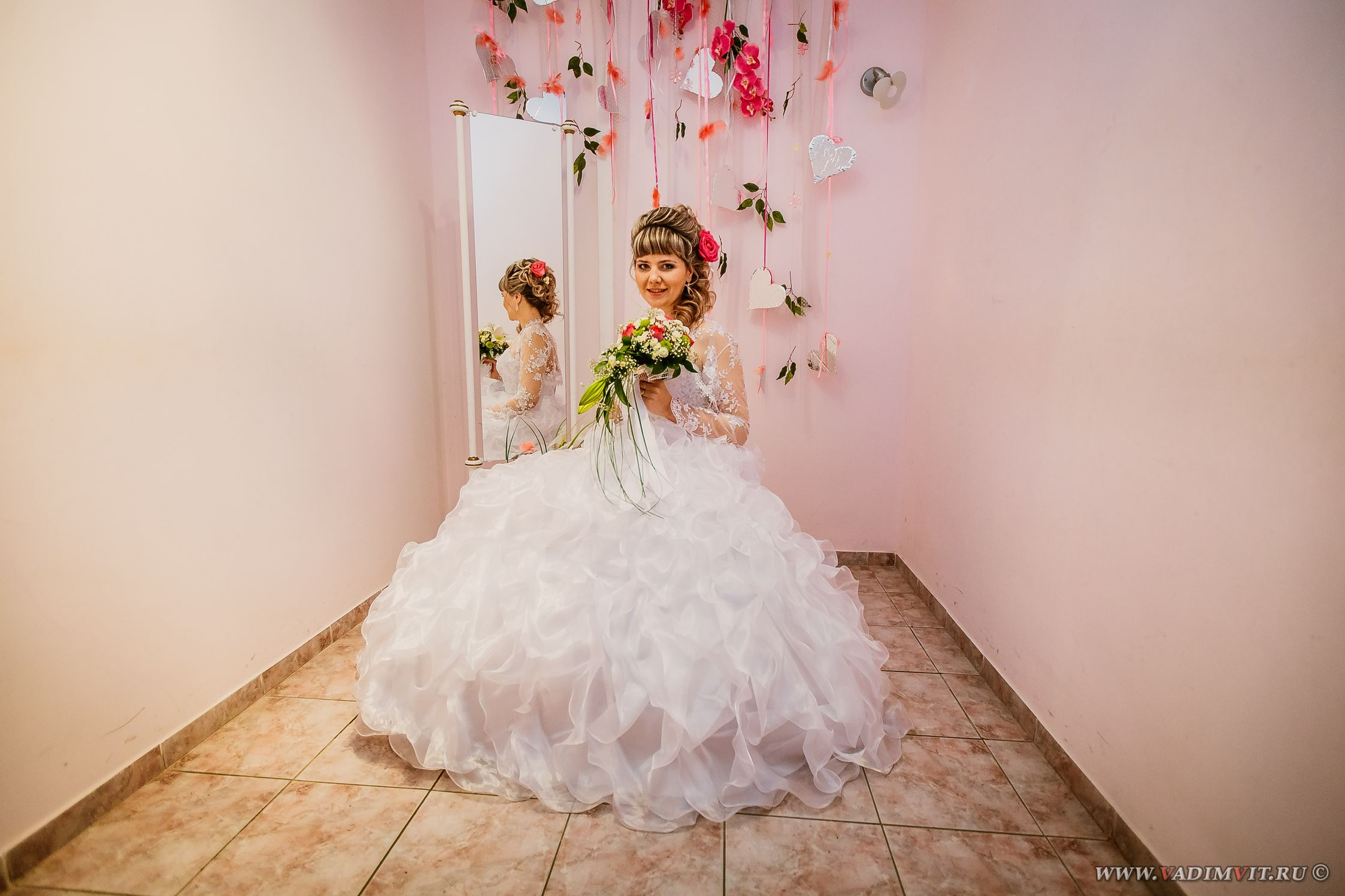 Комната невесты ЗАГС Советского района