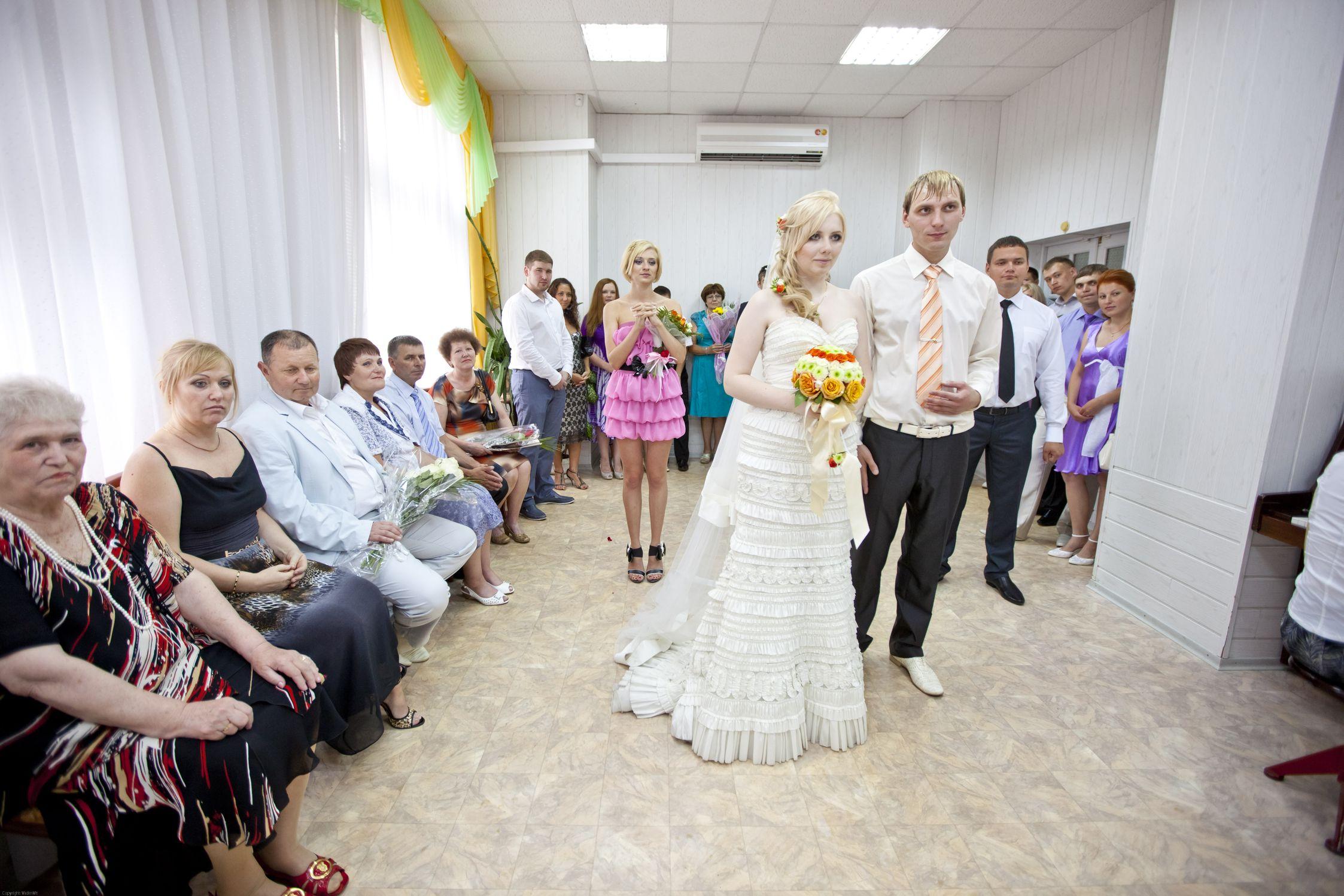 Зал торжественных обрядов. ЗАГС Ленинского района