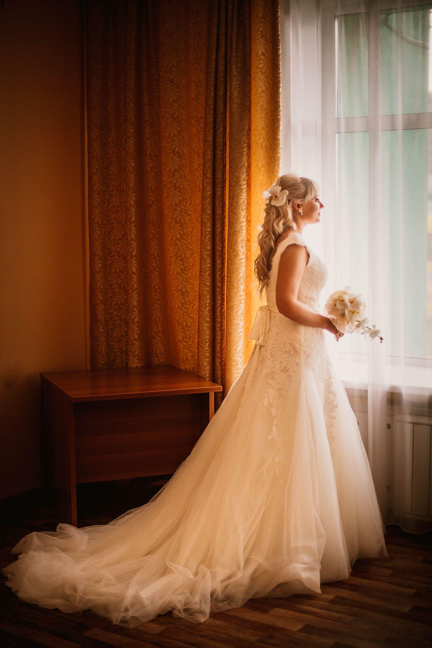 Комната жениха и невесты. ЗАГС Кировского района Красноярска