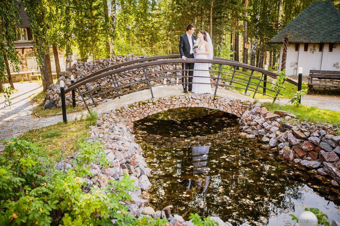 Красивые места для фотосессии в Красноярске. Санаторий Манский