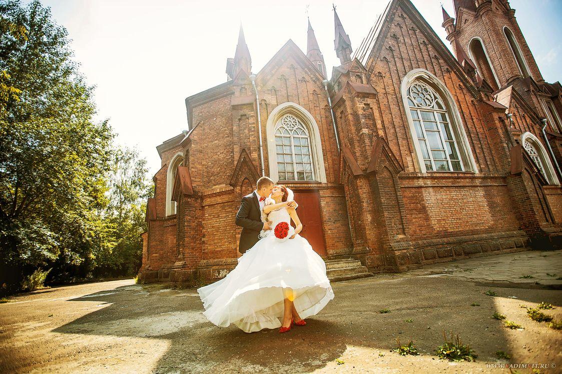 Красивые места для фотосессии в Красноярске. Органный зал