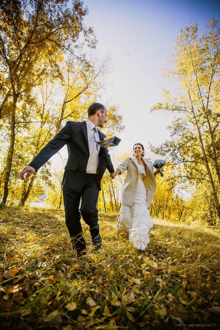 Как сэкономить на свадьбе? Свадебный фотограф Красноярск