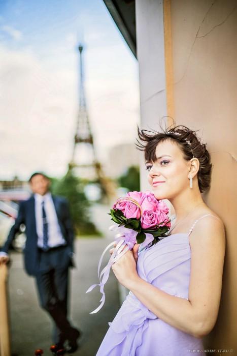 Красивые свадебные фотосессии в Красноярске