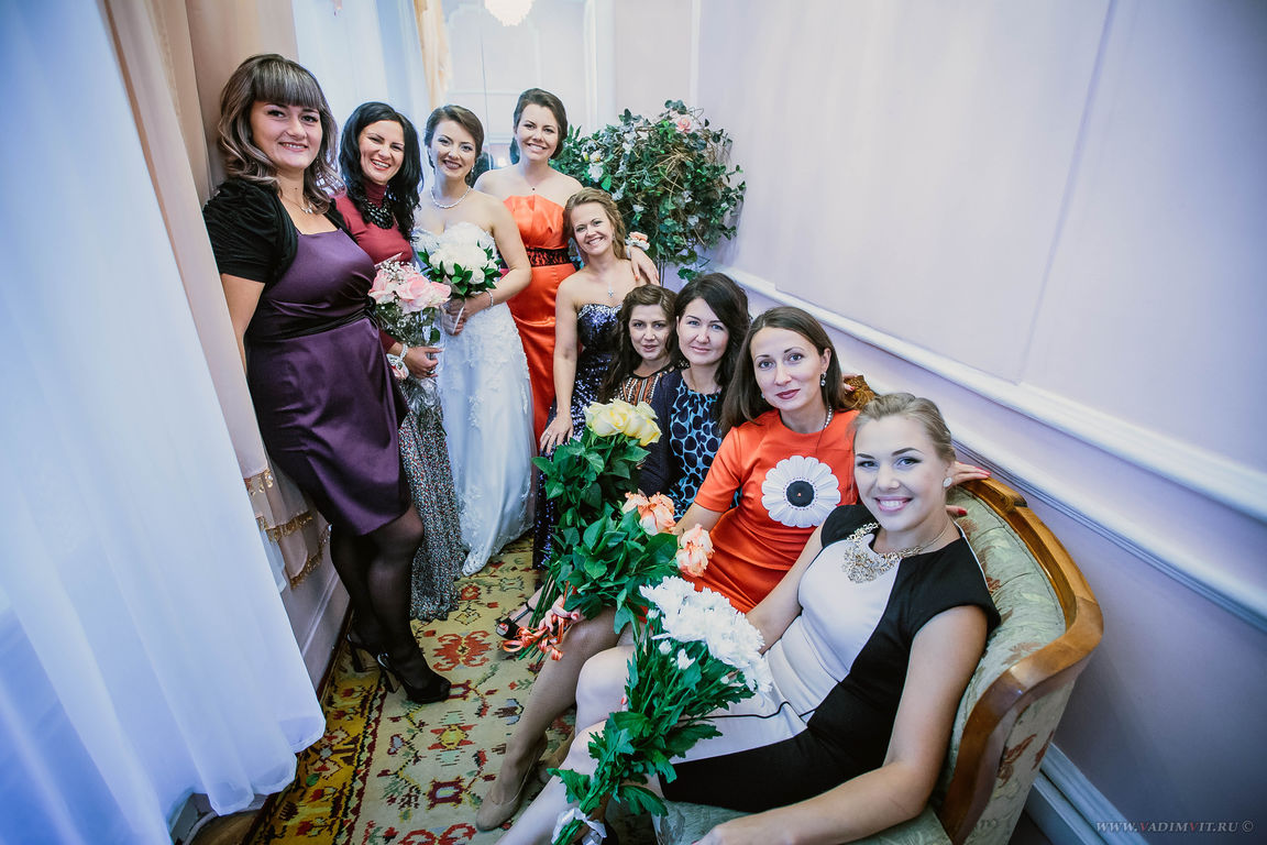 Дворец бракосочетания в Красноярске