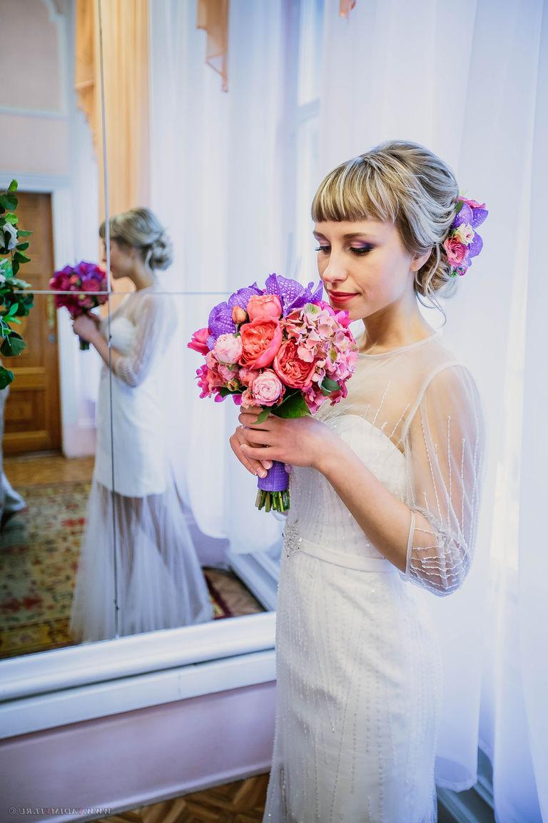 Комната невесты во Дворце бракосочетания в Красноярске