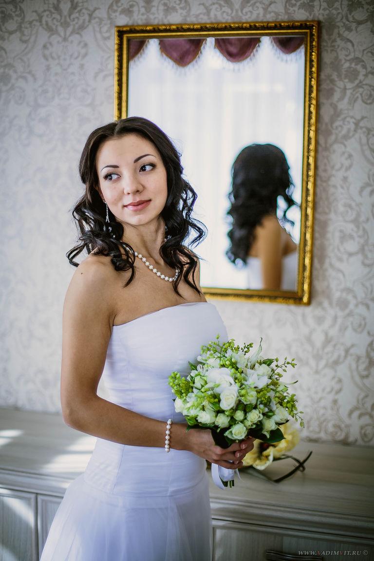 Свадьба в Доме семейных торжеств Красноярска