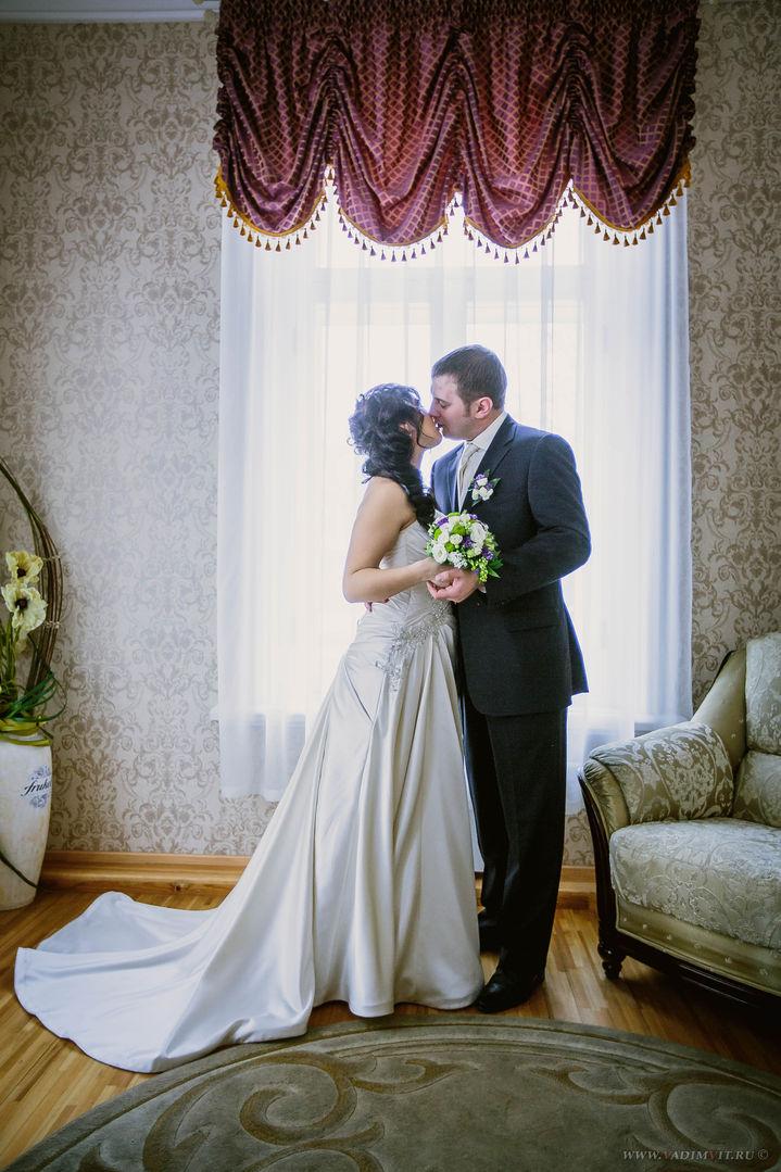 Фотосессия в Доме семейных торжеств Красноярск